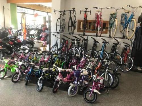 Kinderräder - Alles für die Kleinen...